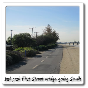Just_past_First_Street_bridge_going_South